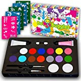 Face Painting Kits Review and Comparison