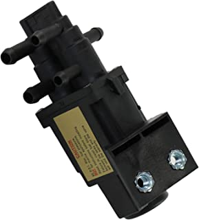 JDMSPEED New Fuel Gas Dual Tank Selector Valve 6 Port FV5T 14029228 For Ford GMC Chevy Dodge