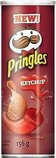 Pringles Potato Chips, Ketchup, 156 Grams