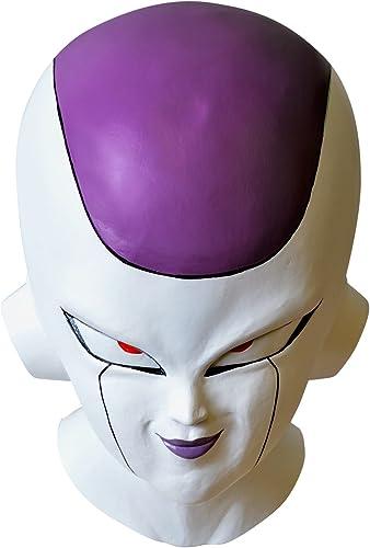 Dragon Ball Z Freeza hochwertige Maske Kostuem fuer Zubehoer 95739