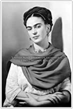 I Paint My Own Reality, Frida Kahlo Quote Wall Art Poster