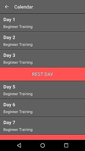 30 Tage Cardio Übungen - 3