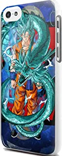 Dragon Ball Z - Goku The Hero for iPhone Case (iPhone 5/5s white)
