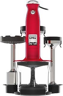 Kenwood kMix Kit mixeur plongeant hdx754rd, rouge, 800W, presse-purée, nouvelle série, Triblade Système