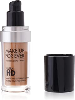 MAKE UP FOR EVER Y405 Ultra HD Invisible Cover Foundation, 30 ml, MUECMW006