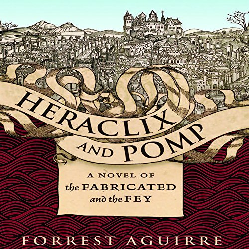 Heraclix and Pomp audiobook cover art
