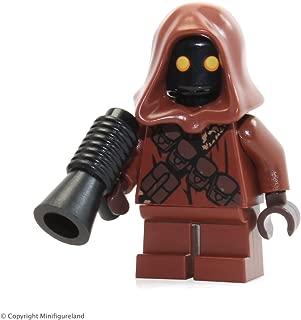 LEGO Star Wars Jawa minifigure with Black gun from Sandcrawler (75059)