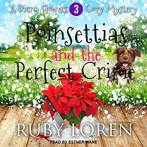 Poinsettias and the Perfect Crime cover art