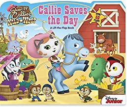 Sheriff Callie's Wild West Callie Saves the Day!