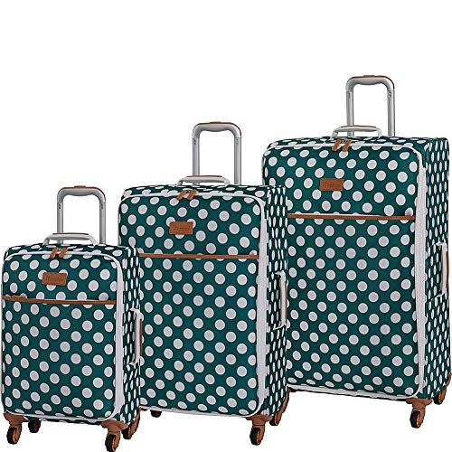 it luggage 3 Piece Set of Summer Spots Suitcases, 80 cm, 260...