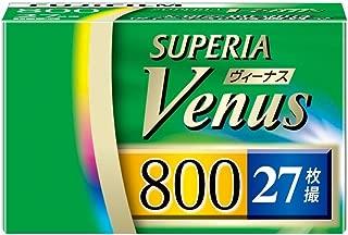 FUJIFILM カラーネガフイルム フジカラー SUPERIA Venus 800 27枚撮り 単品 135 VNS 800-S 27EX 1