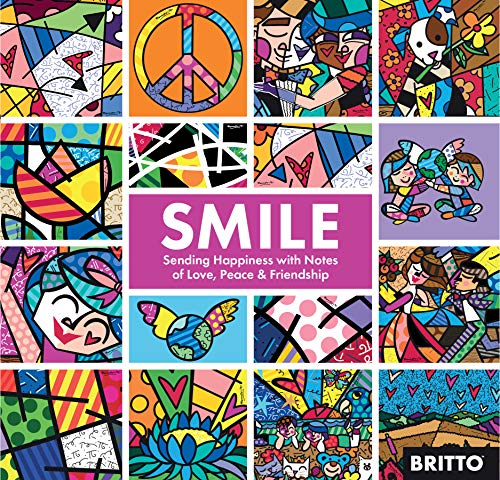 Smile: Sending Happiness with Notes of Love, Peace, & Friendship