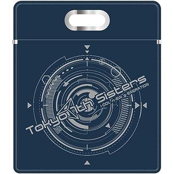 Tokyo 7th シスターズオリジナルレコードバッグ(ネイビー) ナナシス c91