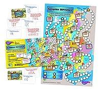 Learning Advantage 8952 Achieve-Ability European Adventure Game [並行輸入品]