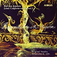 Louis Couperin Pieces De Clavecin by L. COUPERIN (2008-12-09)