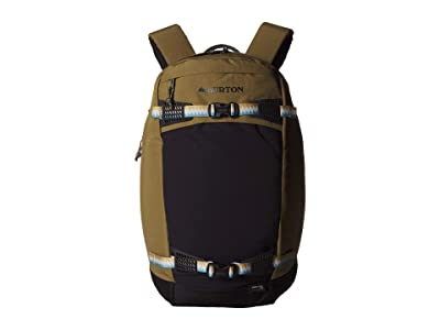 Burton Dayhiker Pro 28L (Martini Olive Triple Ripstop) Day Pack Bags