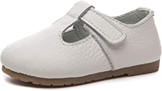 white leather mary jane toddler shoes