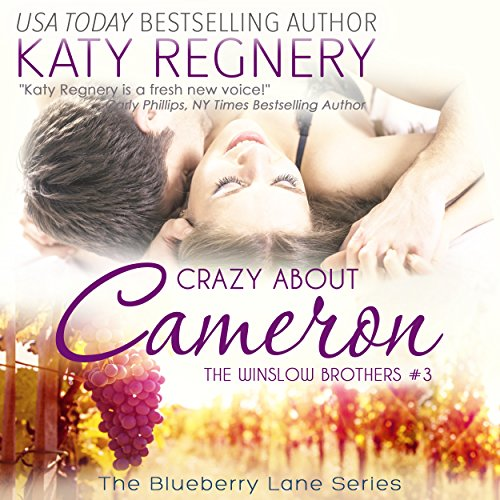 Crazy About Cameron audiobook cover art