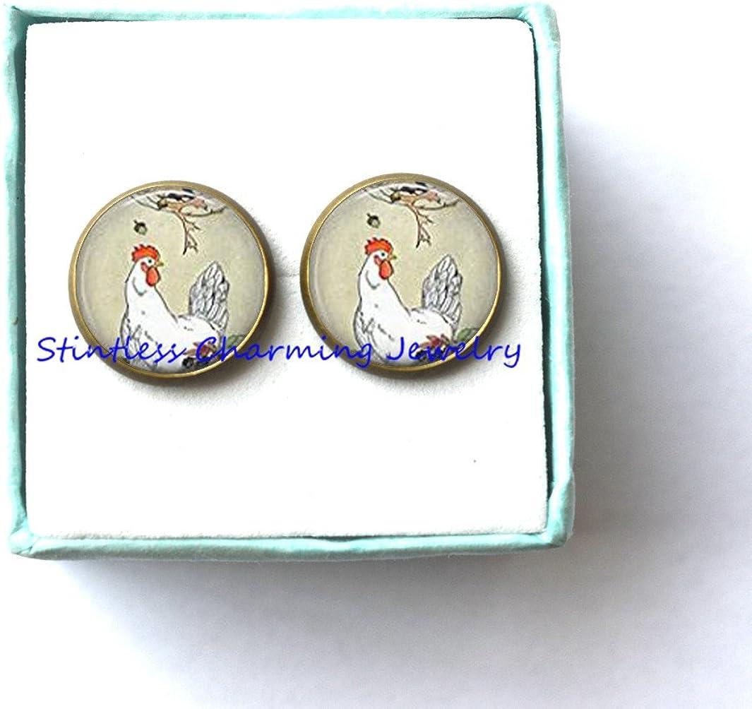 At the price Chicken Earrings Ranking TOP7 Jewelry Bird Bi Jewellery