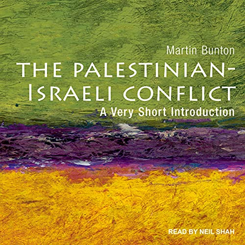 Palestinian-Israeli Conflict cover art