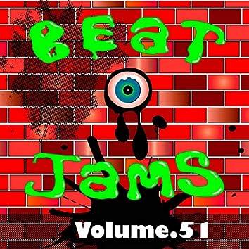 Beat Jams, Vol. 51