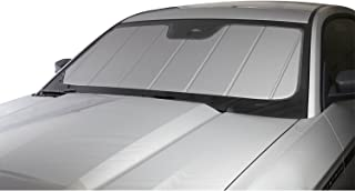 Covercraft UV11436SV Silver UVS 100 Custom Fit Sunscreen for Select BMW X1 Models - Laminate Material, 1 Pack