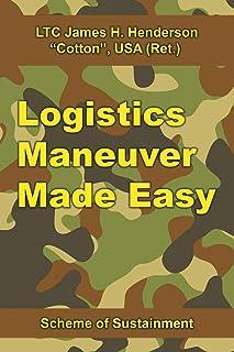 Logistics Maneuver Made Easy: Scheme of Sustainment
