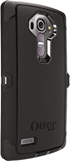 OtterBox Defender Case for LG G4 – Retail Packaging – Black