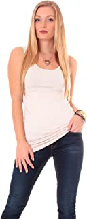 Easy Young Fashion Basic Long Top Straps Extra Long