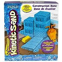 Kinetic Sand Construction Zone Playset [並行輸入品]