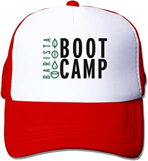 Online Barista Course Adjustable Hats Black