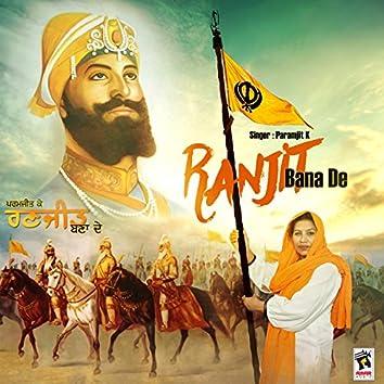 Ranjit Bana De