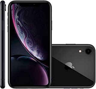 Iphone Xr Apple Preto, 64gb Desbloqueado - Mry42br/a