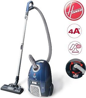 Aspiradora Hoover Telios Extra Casa escoba el?ctrica Potencia 550W A+ Doble potencia seleccionable Bolsa 3,5L con accesorios
