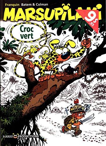 Marsupilami - tome 23 - Croc vert (Opé été 2016)