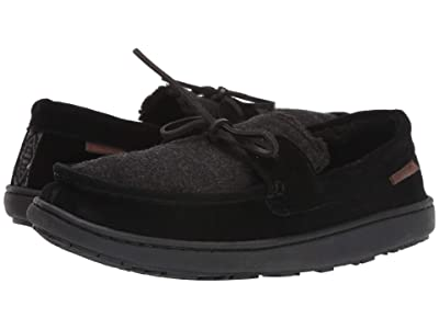 Pendleton Rancho Moc (Black) Men