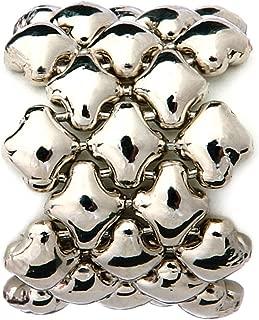 liquid metal jewelry rings