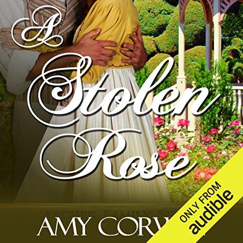 A Stolen Rose audiobook cover art