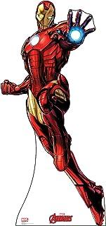 Figuras de cartón de los Vengadores de Marvel