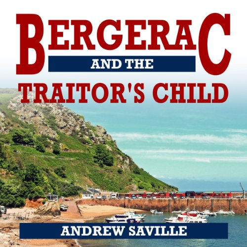 Bergerac and the Traitor's Child cover art