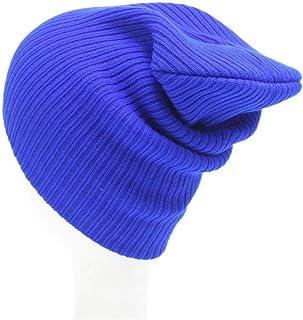 7f593d767e9 COXPUS Men s Women Beanie Knit Ski Cap Hip-Hop Winter Warm Unisex Wool Hat  Knitting