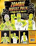 GunFun Targets, Inc. Zombie 6-Pack