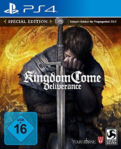 Kingdom Come Deliverance Special Edition - PS4 [Importación alemana]