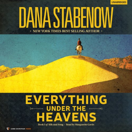 Everything Under the Heavens audiobook cover art