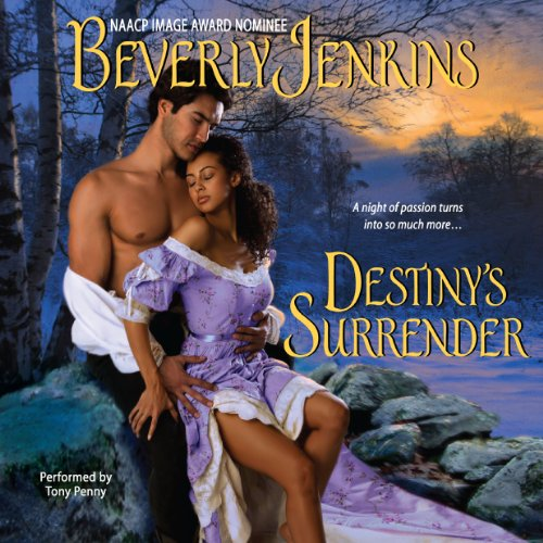 Page de couverture de Destiny's Surrender