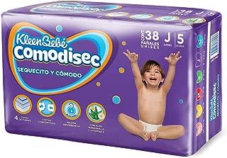 Kleenbebé Comodisec, Pañales Unisex, Jumbo, 152 Piezas