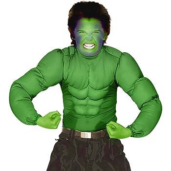 Hulk Superhéroe Disfraz de superhéroe de cómic disfraces Verde ...