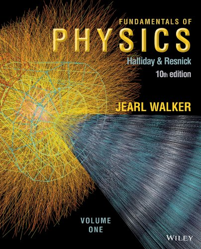 Fundamentals of Physics 10e, Volume 1 + WileyPLUS Registration Card