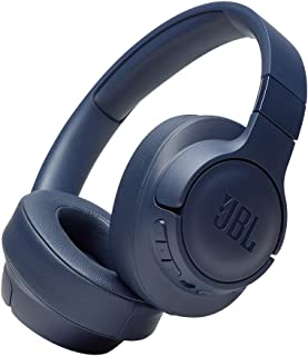 JBL Tune 750BTNC, Over Ear Active Noise Cancellation Headphones with Mic, 40mm Dynamic Drivers, JBL Pure Bass, Dual Pairin...