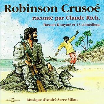 Robinson Crusoé, d'après Daniel Defoë